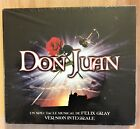NEW Don Juan CD Set Version Integrale Complete Soundtrack Felix Gray FREE SHIP