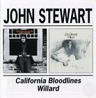 California Bloodlines/Willard by John Stewart 2CDs MINT! FREE Shipping!