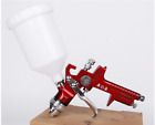 1.41.72.0mm Nozzle Hvlp Gravity Feed Professional Car Paint Spray Gun 600ml