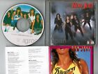 BON JOVI Slippery When Wet JAPAN PICTURE CD 32PD-1001 w/AXIA SLEEVE+PS+INSERT