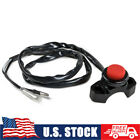 Engine Kill Start Stop Switch Button For KTM 125 200 250 300 350 400 450 500 530