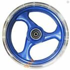 13 FRONT GY6 MOPED SCOOTER XY150T WHEEL RIM BLUE 13X35 FOR DISC BRAKE ONLY