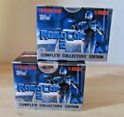 Topps RoboCop 2 110 Movie Cards 2 NEW Sealed Boxes Complete Collector Edition