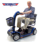 Pride VICTORY 10 Electric Mobility Scooter SC710 4 Wheel Used Senior Best Buy