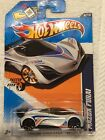 HOT WHEELS 2012 MAZDA FURAI FASTER THAN EVER NIB
