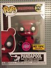 Funko POP! Marvel Deadpool - Pandapool Chase(Hot Topic Exclusive)