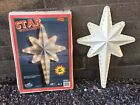 Vintage Empire Blowmold NATIVITY STAR 39 Lighted in Original Box Yard Decor