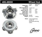 Wheel Bearing and Hub Assembly Premium Hubs Wheel Bearing  Hub Assembly Front