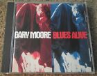 Gary Moore - Blues Alive CD 1993 Pre-Owned Excellent Condition Guitar