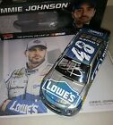 2016 Jimmie Johnson  Chad Kanus Autograph Lowes Flashcoat Color 1 24 Diecast