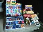 vintage dinky corgi tomica yatming cars matchbox case aurora lot last drop in