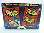 1989 BATMAN DELUXE REISSUE EDITION 1966 TOPPS 1,2,&3 SERIES TRADING CARDS