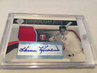 2004 Ultimate Collection Ultimate Game Patch Signatures Harmon Killebrew #d 30