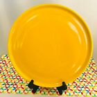 Fiestaware Daffodil 12 inch Pizza Tray Fiesta Yellow Baking Serving Tray