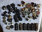 FREE SHIPPING!! LARGE LOT VINTAGE LOCK LATCH KEEPERS DOOR GATE SLIDE CATCHES