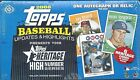 2008 Topps Heritage Factory Sealed High Numbers Baseball Hobby Box Kershaw RC
