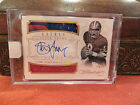 Panini Flawless On Card Autograph Jersey Greats 49er's Auto Steve Young 6 7 2014