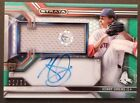 2016 Topps Strata Baseball Cards - Product Review and Hit Gallery Added 42