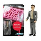 Fight Club Narrator ReAction 3 3 4-Inch Retro Action Figure