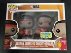 Funko Pop - NBA - Lebron James vs Dwight Howard - 2015 Convention Exclusive