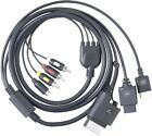 Gigaware 2601434 Universal Composite S-Video Gaming Cable for PS3 PS2 XBOX 36...
