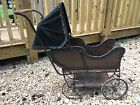 Antique Baby Carriage Needs Restoring