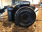 Canon PowerShot SX50 HS 121MP Digital Camera Black Perfect condition