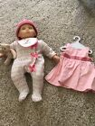 ANERICAN GIRL DOLL BITTY BABY + OUTFIT & BEAR