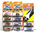 11 pc Matchbox Die Cast Car Lot Helicopter+Boat+ATV+Snowmobile+Air France Jet