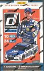 2018 Panini Donruss NASCAR Racing Sealed Hobby Box 1 Auto and 2 Memorabilia