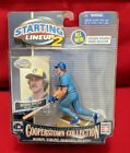 2001 ROBIN YOUNT MILWAUKEE BREWERS ☆COOPERSTOWN☆ STARTING LINEUP FIGURE