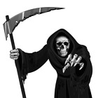 Grim Reaper Death 3m Vinyl Decal Sticker Car Truck Window Bumper Laptop Wall