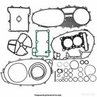 Upper For Yamaha TMAX XP 500 01-11 Complete Engine Gasket Rebuilt Kit Washer