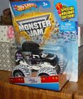 Hot Wheels Monster Jam MOHAWK WARRIOR SPECIAL HOLIDAY EDITION Snow on Tires 2013