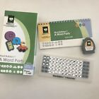 Cricut Cartridge A Word Party not linked rarely used