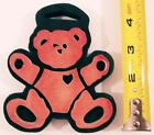 Teddy Bear Heart Paint Stamp Chunky Stamps