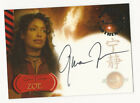 Gina Torres as Zoe SERENITY Inkworks Certified Autograph Card Auto A2