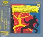 ESOTERIC STRAVINSKY Le Sacre du Printemps FIREBIRD SACD Hybrid Japan CD NEW