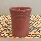 Fiestaware Rose Tumbler Fiesta Retired Light Pink Small 6.5 oz Cup