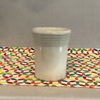 Fiestaware White Tumbler Fiesta Retired Small 6.5 oz Cup