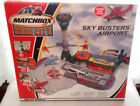 NEW IN BOX Matchbox HERO CITY SKY BUSTERS AIRPORT AIRPLANE RARE