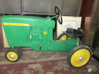 Antique Vintage D 63 JOHN DEERE PEDAL TRACTOR CAR TRUCK CAN DELIVER FOR A FEE