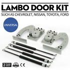 Universal Hinge Door Bolt On Vertical Doors Kit Fit Ford Most Of Car Honda