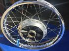 KAWASAKI  KZ 650 KZ650  OEM REAR WHEEL  NICE CONDITION