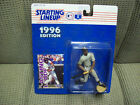 Frank Thomas 1996 Starting Lineup Figure and Trading Card