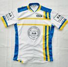 LOUIS GARNEAU Vintage Cycling Stretch Half Zip Jersey Mens Size M BAR PCA