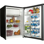 Refrigerator Mini Fridge Compact 2.7 cu. ft. Dorm Room College Office - New!