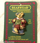 Boyds Bears Pin. Vera Stitchkeeper...Sew What's New~ MINT NEW.~RARE PIN~LAST ONE
