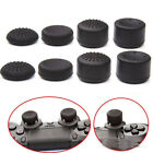 4 Pairs Silicone Gel Thumb Grips Caps For PS4/PS3/PS2/XBOX-ONE/XBO-X360 Gamepad