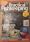 Practical Fishkeeping Guide Pumps Minnows How Tos UK Aug 2014 FREE SHIPPING!